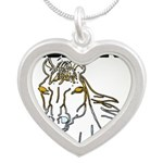 mustang horse Necklaces