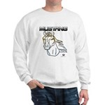 mustang horse Sweater