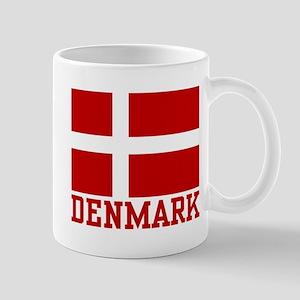 Flag of Denmark Mug
