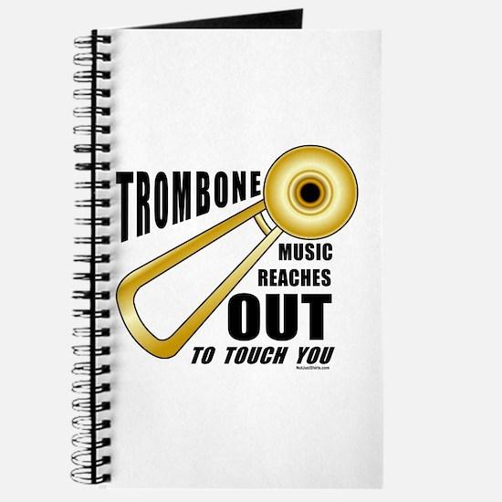 Trombone Touch Journal