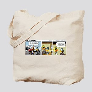 0847 - After the checkride Tote Bag