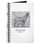 White Bird Appaloosa Horse Re Journal