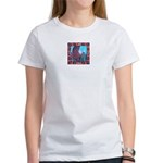 White Bird Appaloosa Horse Re Women's T-Shirt