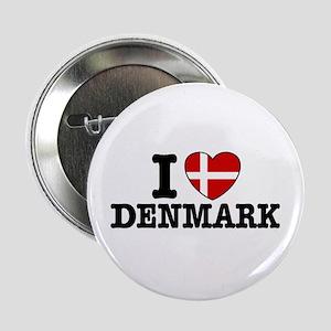 I Love Denmark Button