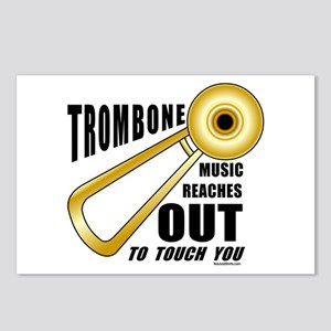 Trombone Touch Postcards (Package of 8)
