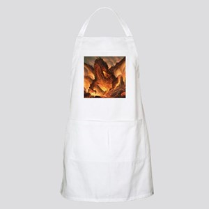 Angry Dragon Light Apron
