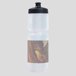 Angry Dragon Sports Bottle