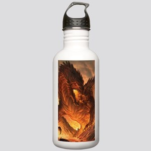 Angry Dragon Sports Water Bottle