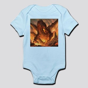 Angry Dragon Body Suit