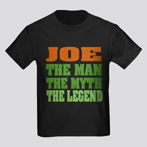 JOE - the legend Kids Dark T-Shirt