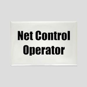 Net Control Operator Rectangle Magnet