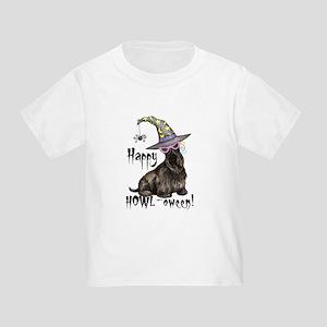 Halloween Scottie Toddler T-Shirt