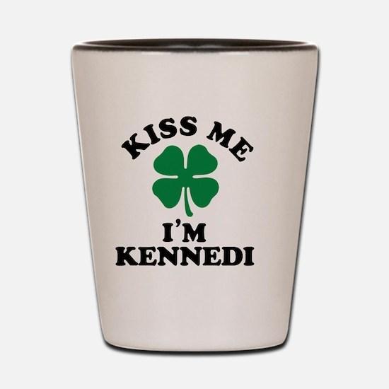 Unique Kennedi Shot Glass