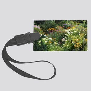A Maze of Secret Gardens Large Luggage Tag