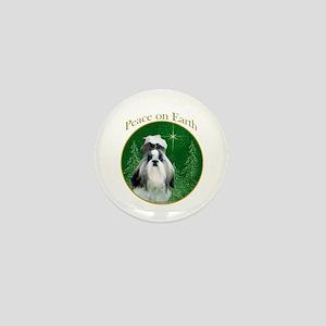 Shih Tzu Peace Mini Button