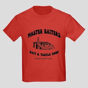 Master Baiters Kids Dark T-Shirt