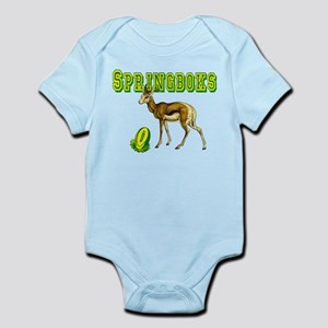 Springbok Rugby Infant Bodysuit