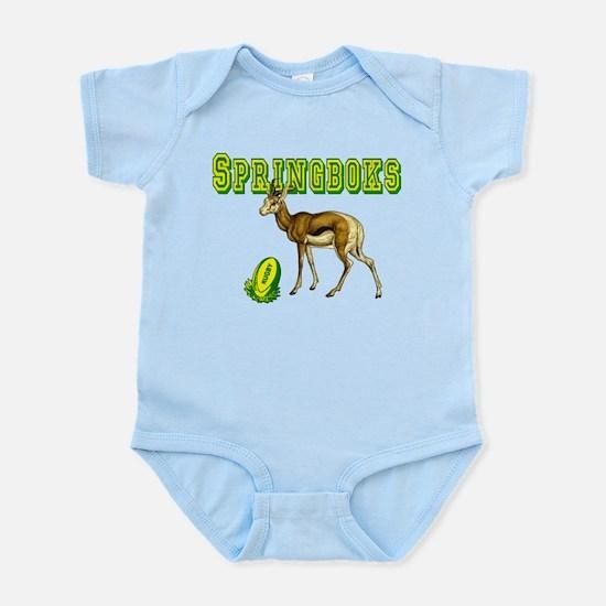 Springbok Rugby Infant Bodysuit