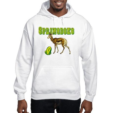 Springbok Rugby Hooded Sweatshirt