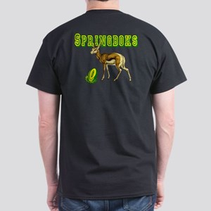 Springbok Rugby Dark T-Shirt