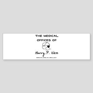 Harry P. Ness Bumper Sticker