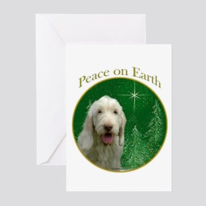 Spinone Peace Greeting Cards (Pk of 10)