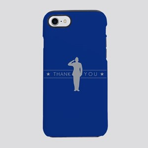 U.S. Air Force Thank You iPhone 8/7 Tough Case