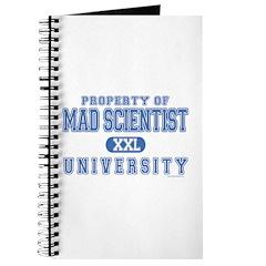 Mad Scientist U. Journal