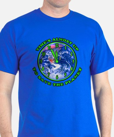 Environment Time's Almost Up T-Shirt