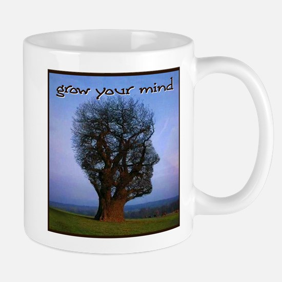 Grow Your Mind Mug