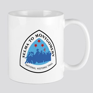 Selma to Montgomery National Trail, Ala Mug