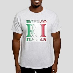 Rhode Island Italian Light T-Shirt