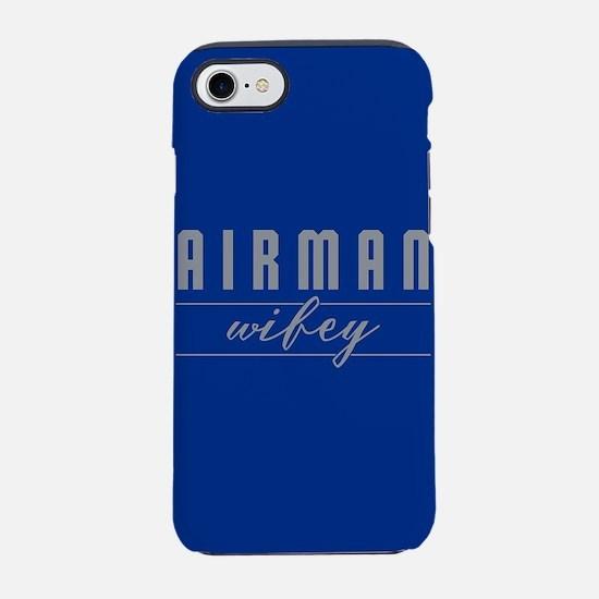 Airman Wifey iPhone 8/7 Tough Case