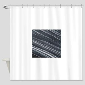 line pattern art fun Shower Curtain