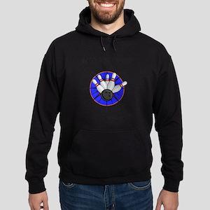 Personalized Bowling Hoodie (dark)