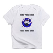 Personalized Bowling Infant T-Shirt