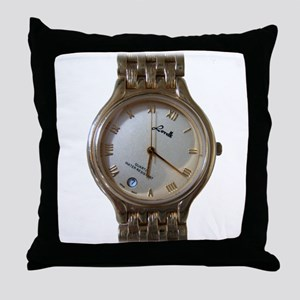 Hour Early Throw Pillow