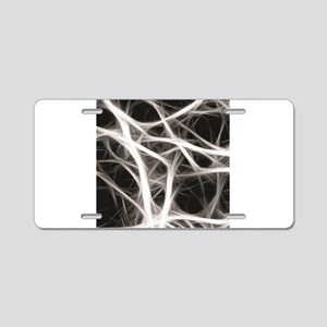 tangle treads Aluminum License Plate