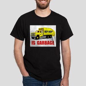 HIP HOP GARBAGE Dark T-Shirt