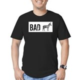 Bad ass Fitted Dark T-Shirts