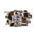 Mini Poster Print &Quot;Glimpses Of Guineas&Quot;
