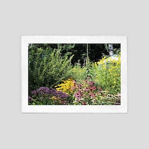 Secret Garden Tent 5'x7'Area Rug