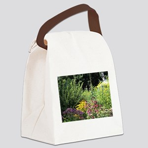 Secret Garden Tent Canvas Lunch Bag