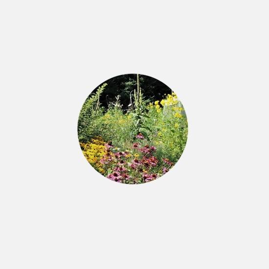 Secret Garden Tent Mini Button