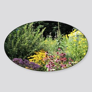 Secret Garden Tent Sticker
