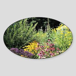 Secret Garden Tent Sticker