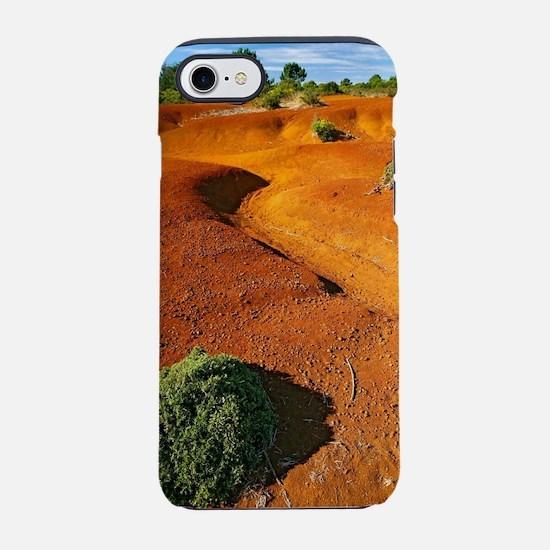 Small desert iPhone 8/7 Tough Case