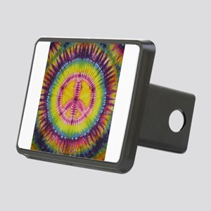 Phat Dyes - Peace Sign Hitch Cover