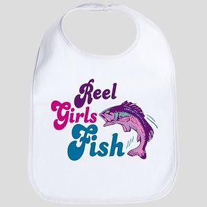 Reel Girls Fish Bib