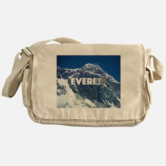 Cute Mountain climbing Messenger Bag